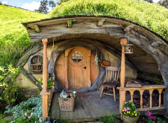 Villaggio Hobbit Carpazi